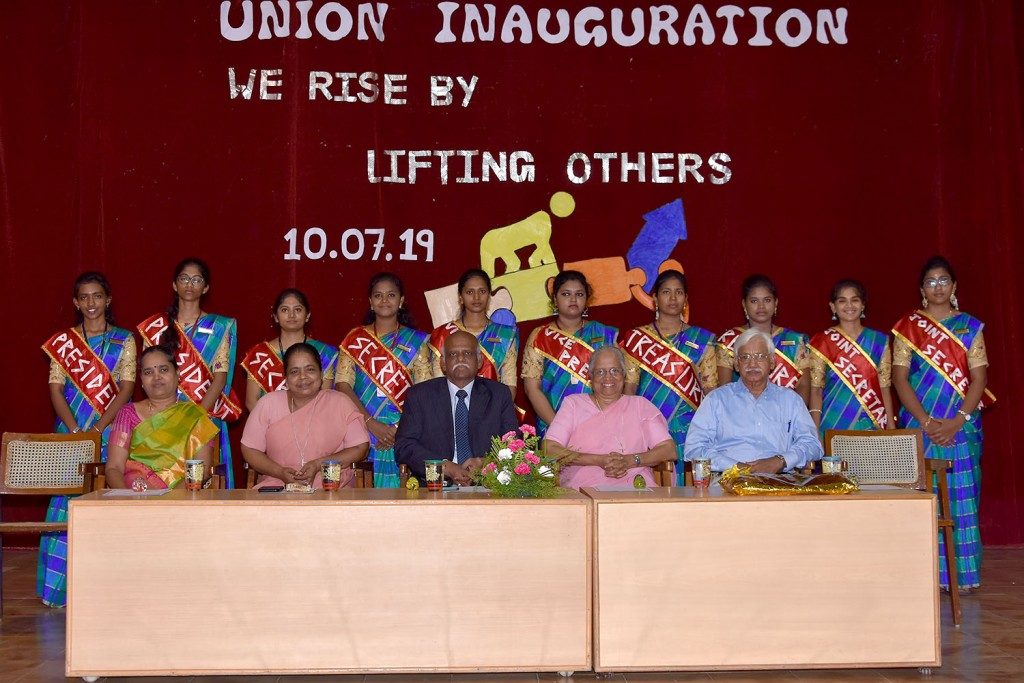 Union Inaguration 2019