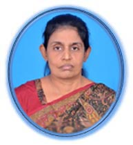 Dr. Vasantha Esther Rani (Dean of Research)