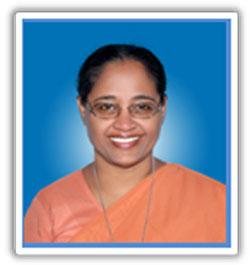 Rev. Dr. Sr. Jospin Nirmala Mary