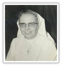 Rev. Sr. Andrée Sauzon